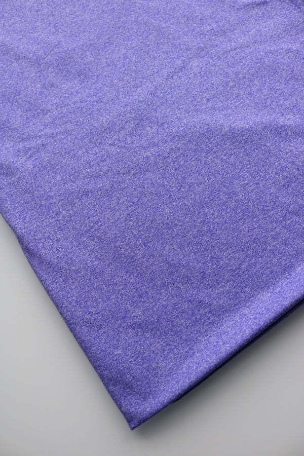 Lilac Athletic Brushed Poly 265GSM