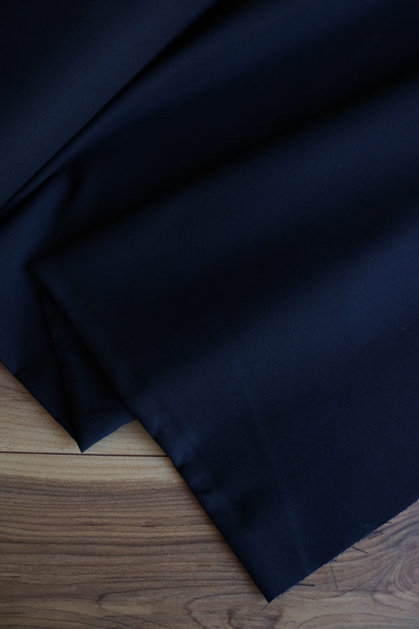 Black Robert Kaufman Ventana Twill