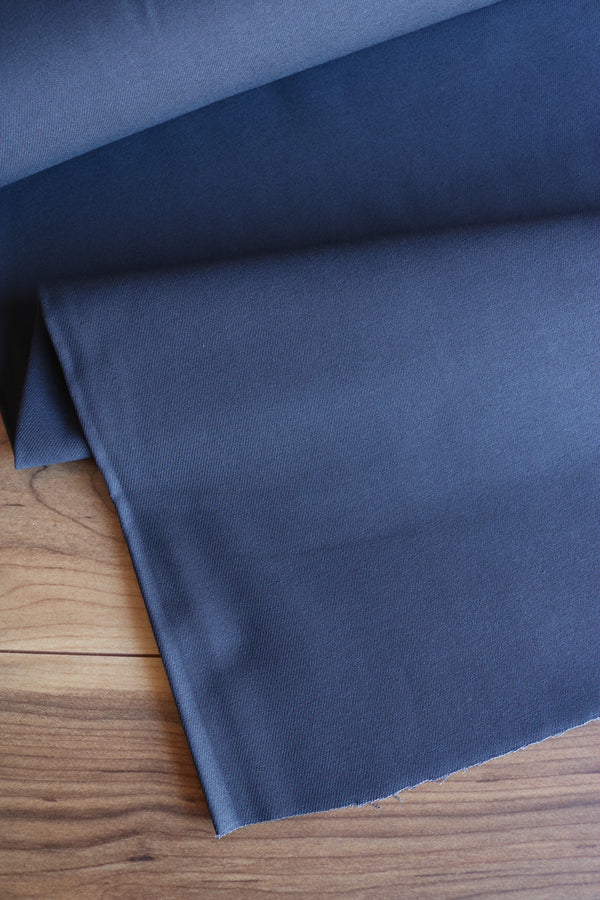 Charcoal Robert Kaufman Ventana Twill