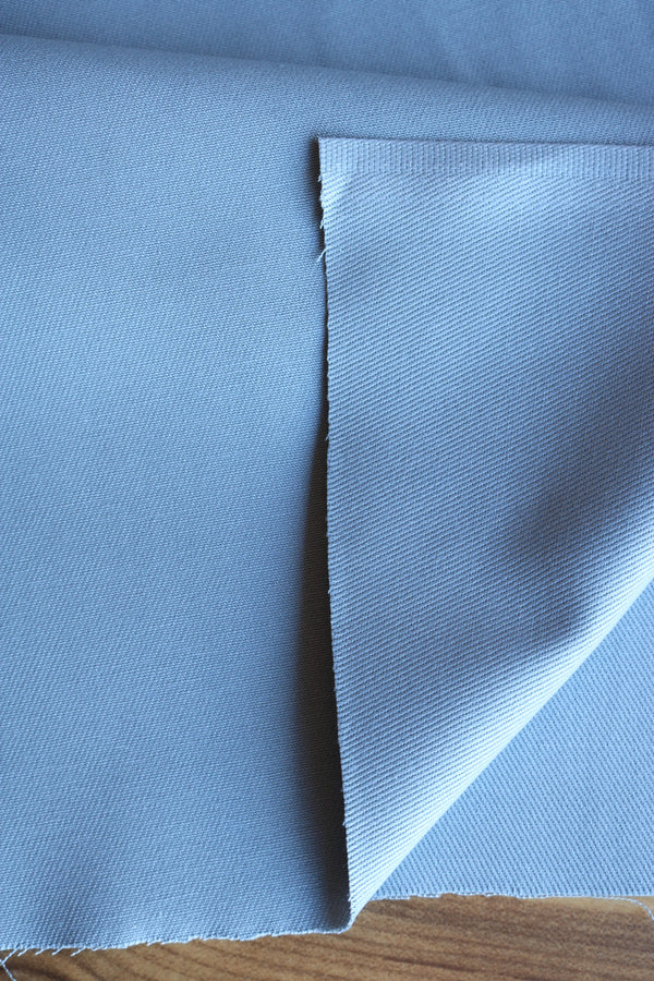 Blue Grey Robert Kaufman Ventana Twill