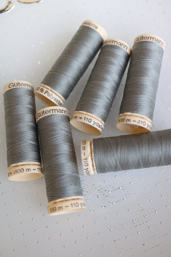 Greymore Gutermann Sew All Polyester Thread- 100M