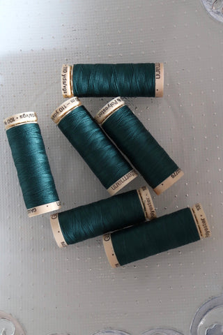 Ocean Green Gutermann Sew All Polyester Thread- 100M