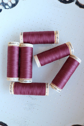 Dark Rose Gutermann Sew All Polyester Thread- 100M