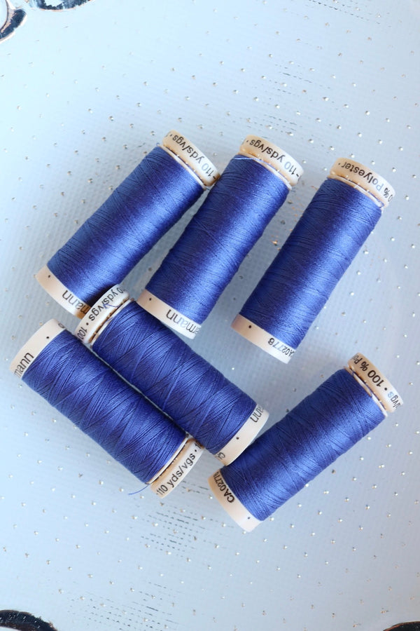 Hyancinth Gutermann Sew All Polyester Thread- 100M