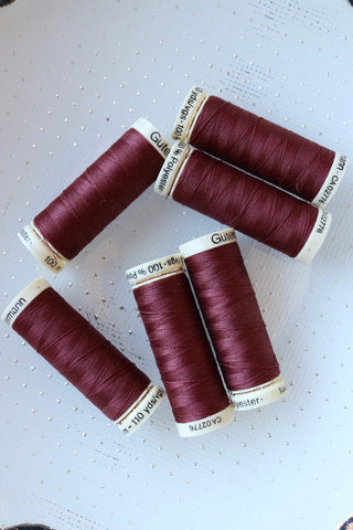 Redwood Gutermann Sew All Polyester Thread- 100M
