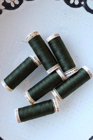 Evergreen Gutermann Sew All Polyester Thread- 100M