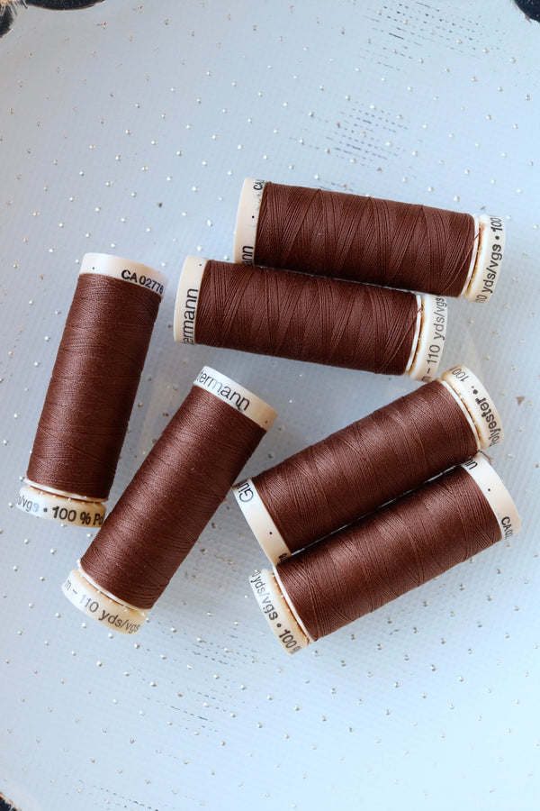 Ginger Gutermann Sew All Polyester Thread- 100M
