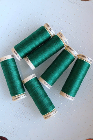 Bench Green Gutermann Sew All Polyester Thread- 100M