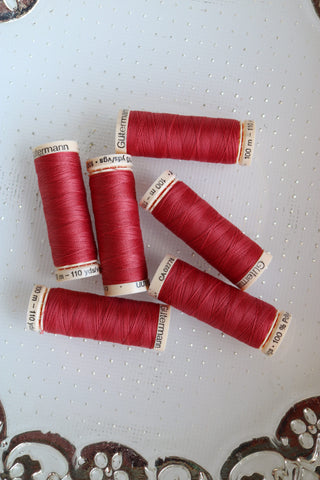 Honeysuckle Gutermann Sew All Polyester Thread- 100M