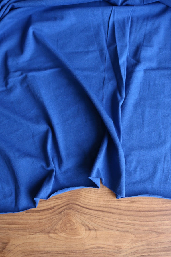Royal Blue 10oz Cotton Spandex Jersey