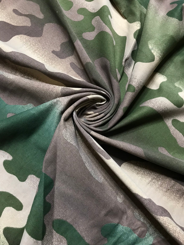CamoFit Premium Athletic Nylon/Spandex