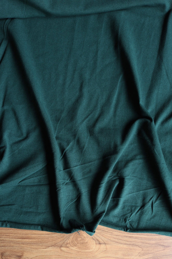 Hunter Green 12oz Cotton Spandex Jersey