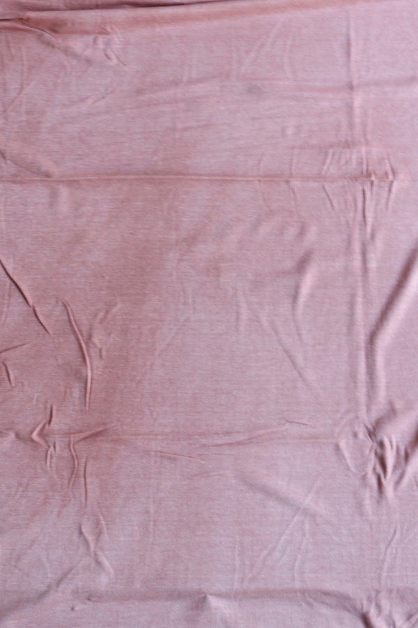 Dark Rose Distress Dyed Rayon Spandex Jersey