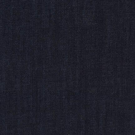 Robert Kaufman Indigo Super Stretch Denim
