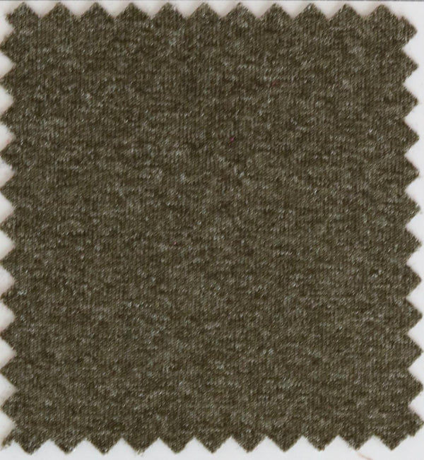 Heathered Olive ATY Nylon Circular Knit
