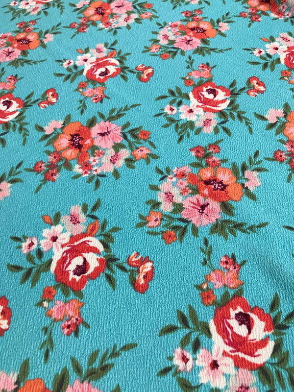 Claire Floral on Aqua Liverpool