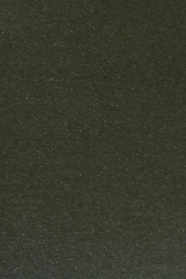 Olive Poly Linen Jersey