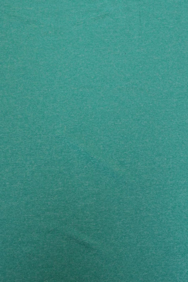 Mint Athletic Brushed Poly Jersey 125GSM