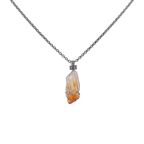 Citrine meaning , crystal healing , silver jewellery bali , jewellery with philosophy