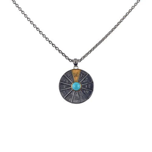 zodiac, astrology, pisces, silver, jewellery, neckless