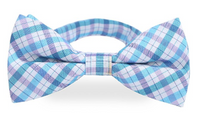 Baby Boys Toddler Bow Tie With Adjustable Neck Strap Kids Bowtie With Gift Box - Socksn'Ties