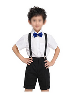 Glittermall Yellow Adjustable Boys Kids Bow Tie - Socksn'Ties