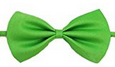 Glittermall Dark Green Adjustable Boys Kids Bow Tie - Socksn'Ties