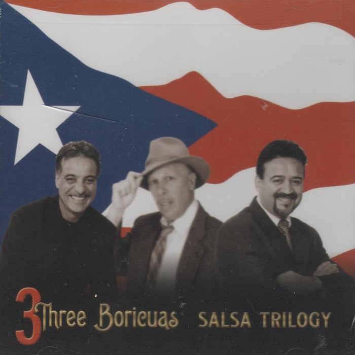 3 Theree Boricuas: Salsa Trilogy