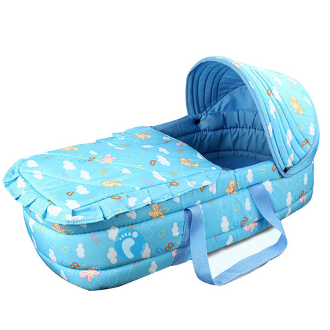 Baby Bed Portable Baby Bassinet