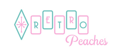 Retro Peaches