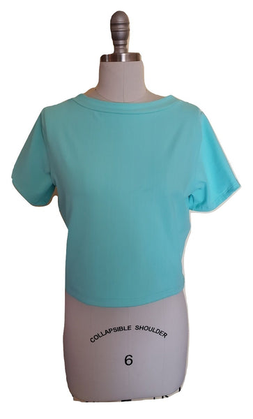 Nancy Top - Mint - Retro Peaches