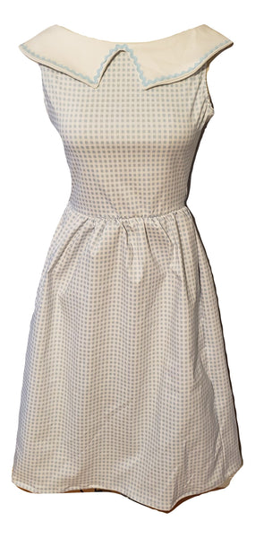 Alice Dress - Retro Peaches