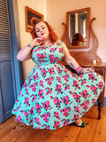 Iris Swing Dress - Retro Peaches Vintage Dresses