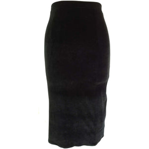 Toni Skirt - Black - Retro Peaches