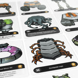 XYbrid — The Monster-Building Transparent Card Game