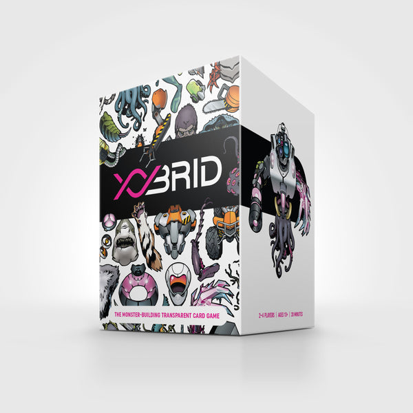XYbrid Game (Preorder—Feb. 2018)