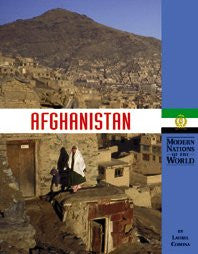 Afganistan (Modern Nations of the World (Lucent))