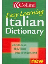Collins Easy Learning Italian Dictionary (English and Italian Edition)