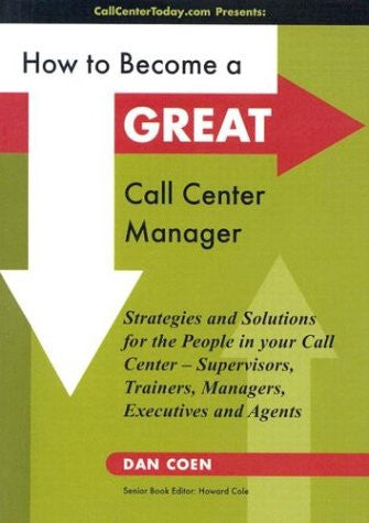 How to Become a GREAT Call Center Manager