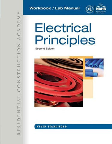 Workbook w/ Lab Manual for Herman's Residential Construction Academy: Electrical Principles