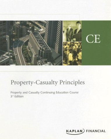 Property & Casualty Principles
