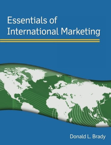 Essentials of International Marketing