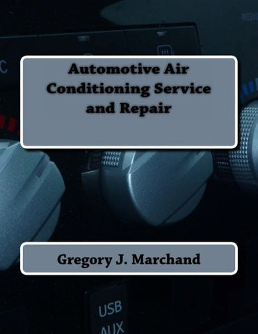 Automotive Air Conditioning Service and Repair