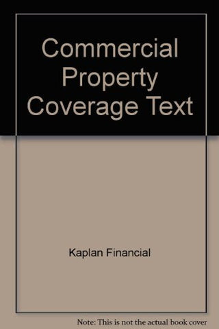 Commercial Property Coverage Text