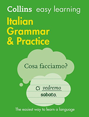 Collins Easy Learning Italian – Easy Learning Italian Grammar and Practice