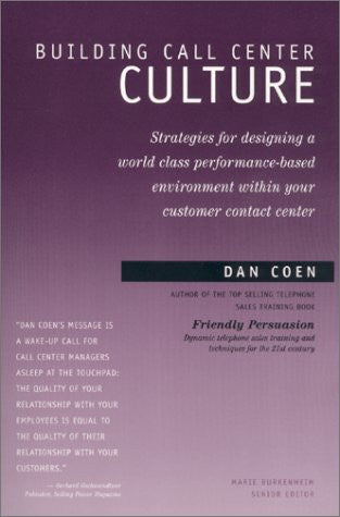 Building Call Center Culture