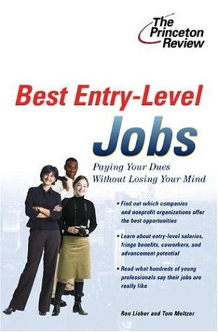 Best Entry-Level Jobs, 2008 Edition (Career Guides)