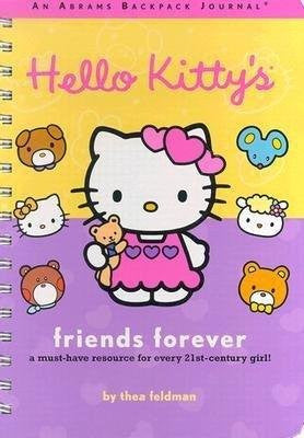 Hello Kitty Friends Forever: An Abrams Backpack Journal