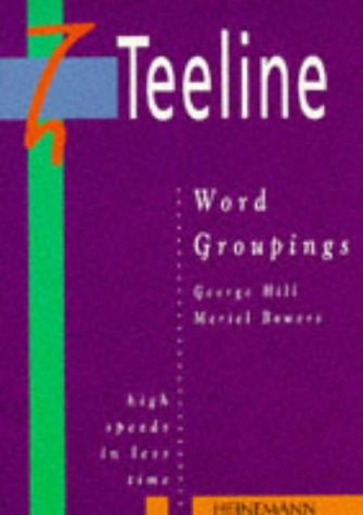 Teeline Word Groupings