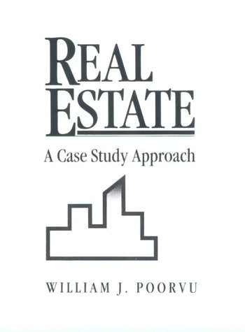 Real Estate: A Case Study Approach
